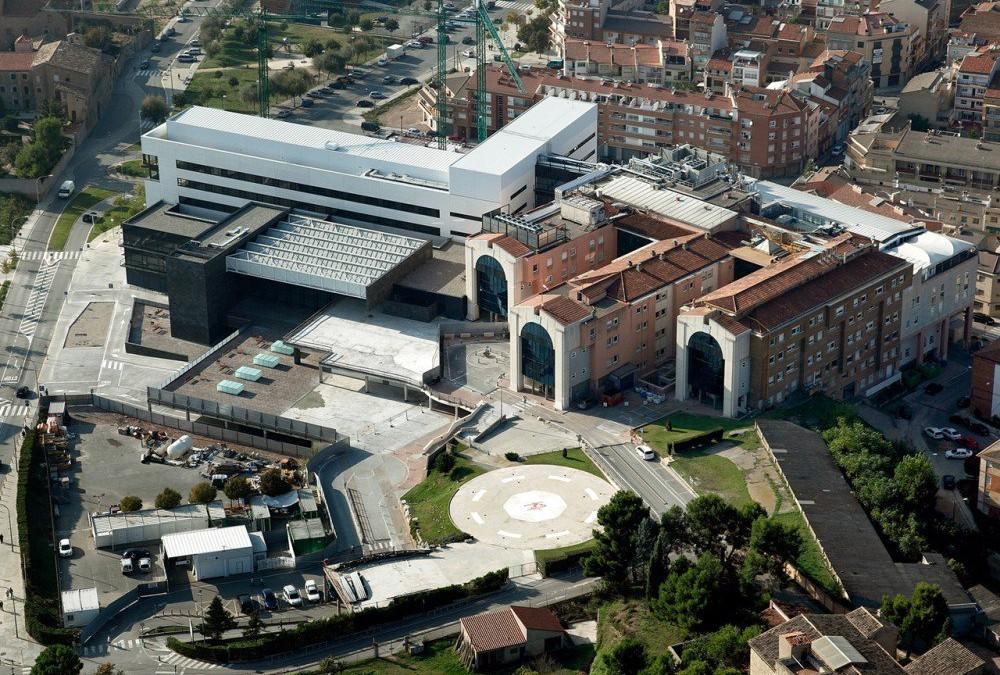 La solidaridad de las farmacias catalanas