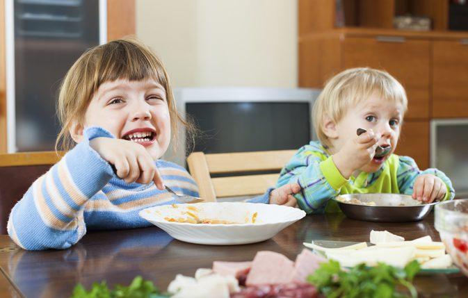 Alimentación en la primera infancia (Parte II)